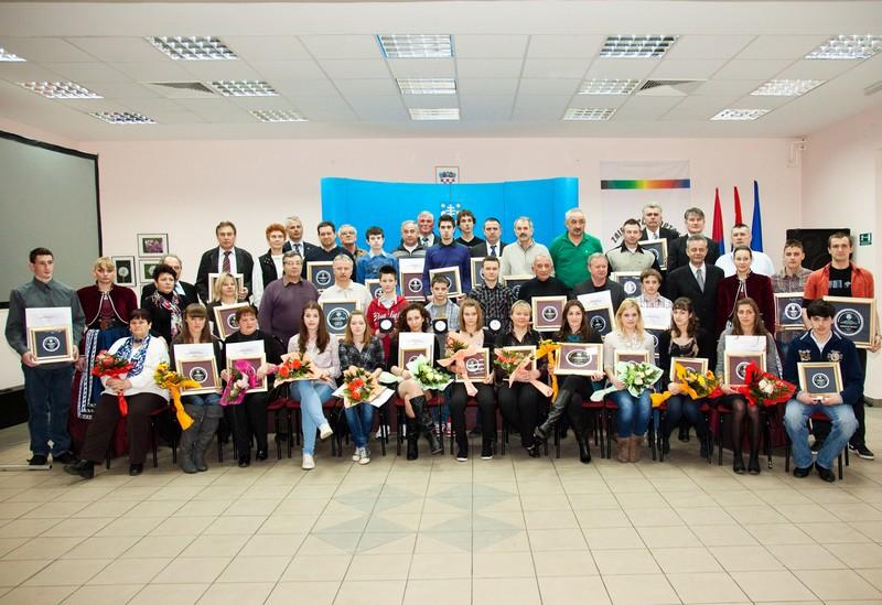 Proglašenje najuspješnijih sportašica, sportaša i sportskih ekipa Koprivničko-križevačke županije za 2011. godinu