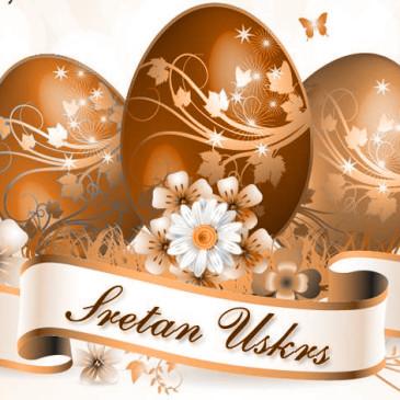 Sretan i blagoslovljen Uskrs želi Vam Zajednica sportova Koprivničko-križevačke županije
