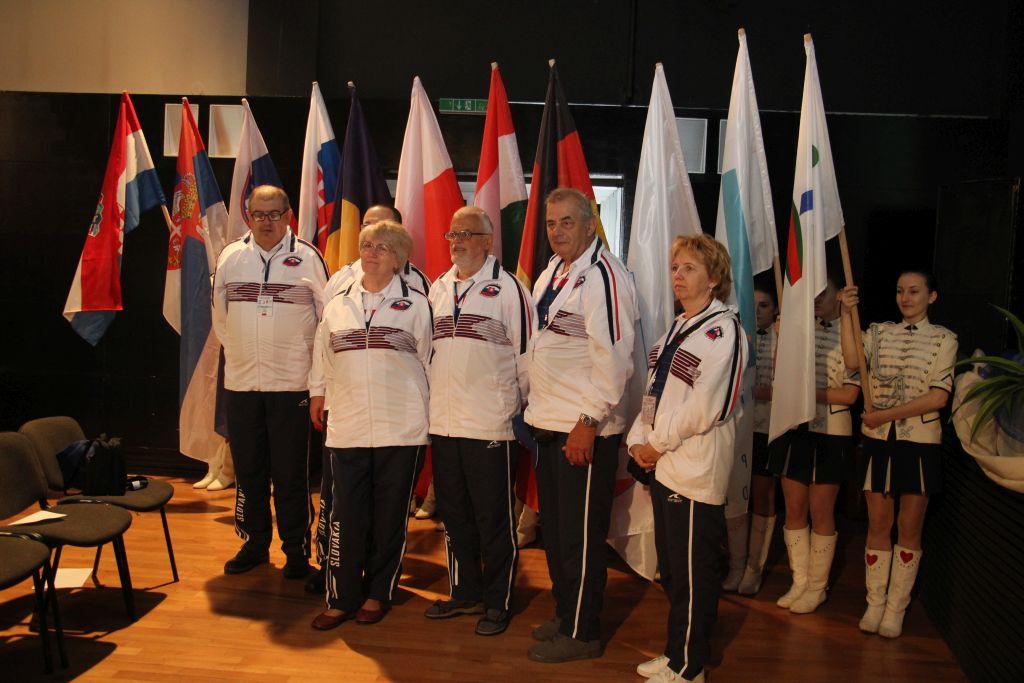 U Koprivnici otvoreno Europsko prvenstvo u kuglanju za slijepe i slabovidne
