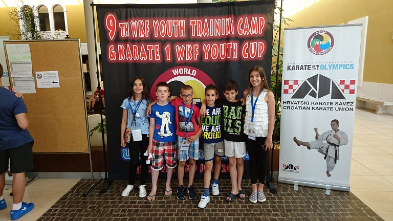 Ema Juričić zlatna na svjetskom kupu u Umagu