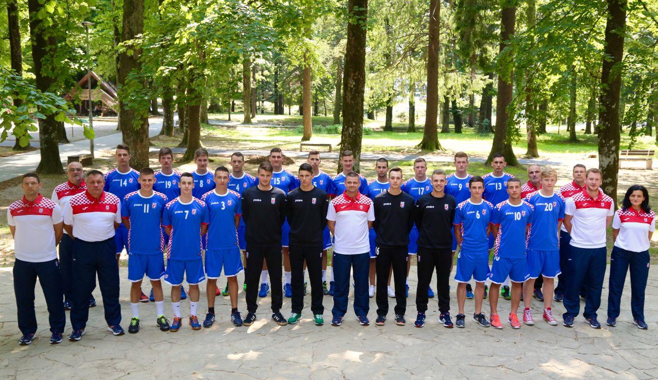 M18 Euro 2016 EHF | Zajednica sportova Koprivničko križevačke zajednice | Hrvatska
