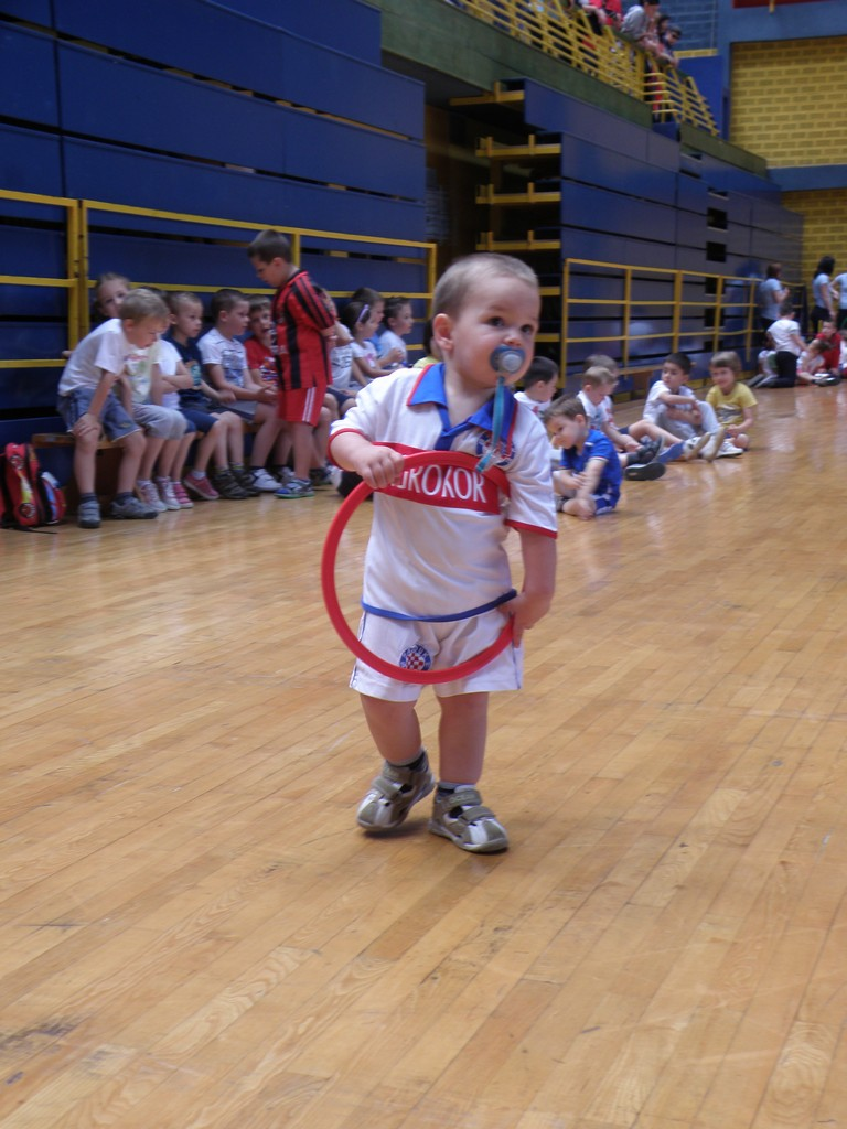 Održani 2. susreti malih sportskih škola Zajednica sportova Koprivničko-križevačke županije