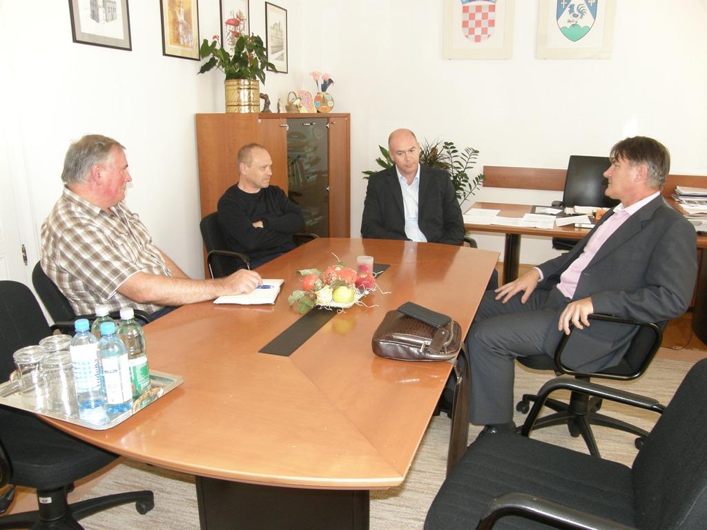 Posjet pomoćnika glavnog tajnika za programe lokalnog športa Hrvatskog olimpijskog odbora