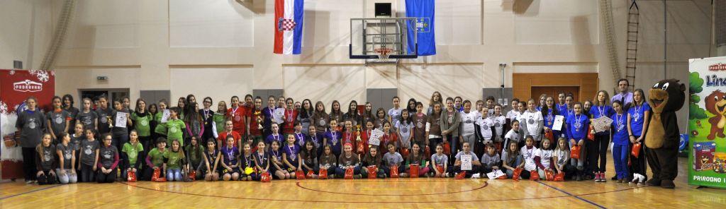 6. međunarodni turnir djevojčica – Vrapčići 2014.