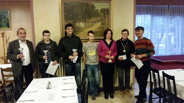 Pojedinačno prvenstvo Koprivničko-križevačke županije
