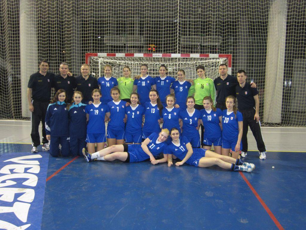 Hrvatske kadetkinje izborile nastup na Europskom prvenstvu