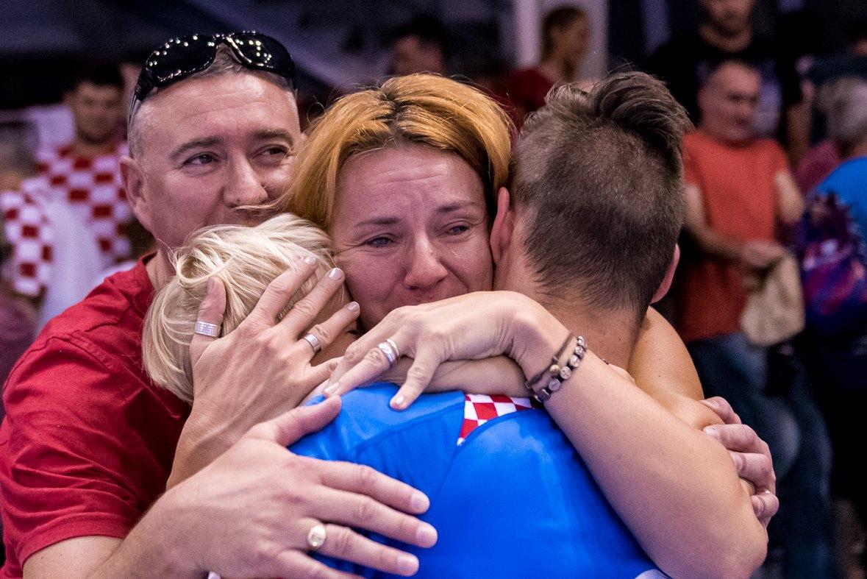 M18 Euro 2016 EHF | Zajednica sportova Koprivničko križevačke zajednice | Hrvatska : Slovenija