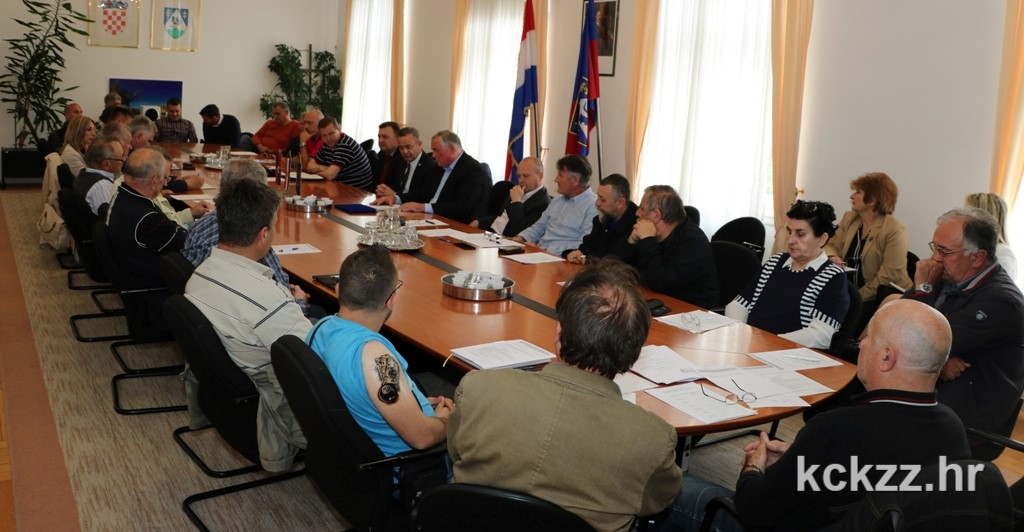 Održana izborna sjednica Skupštine Zajednice sportova Koprivničko-križevačke županije