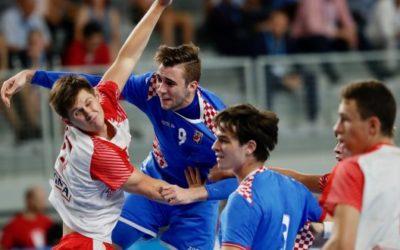 Hrvatski kadeti porazom od Danske završili Europsko prvenstvo na četvrtom mjestu