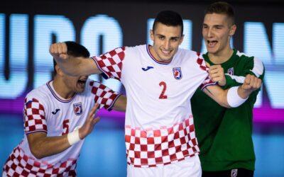 DRUGI DAN EUROPSKOG PRVENSTVA M19 EHF EURO 2021 (2020)