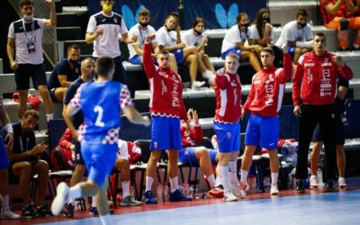 TREĆI DAN EUROPSKOG PRVENSTVA M19 EHF EURO 2021 (2020)